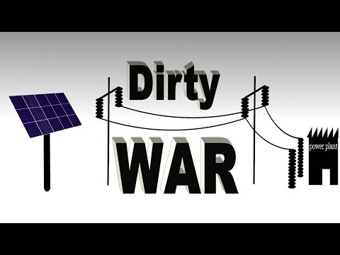 Top 5 Facts - Secret Dirty War to Stop Solar Energy Electricity