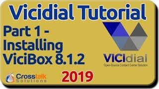 VICIDial Basics Part 2 - Initial Steps After Installation