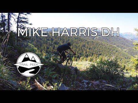 Surfin Singletrack - Mike Harris Trail - Mountain Biking Wilson, Wyoming