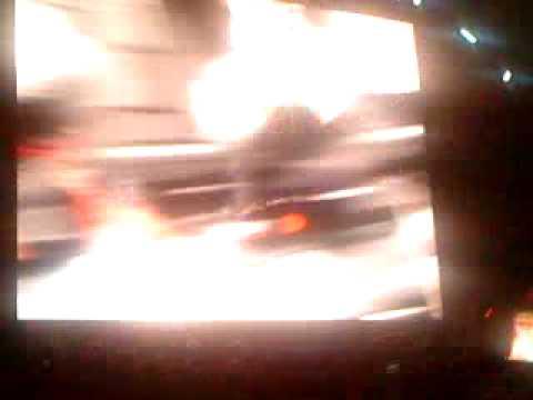 AC/DC - O2 Arena, Dublin - Train Intro