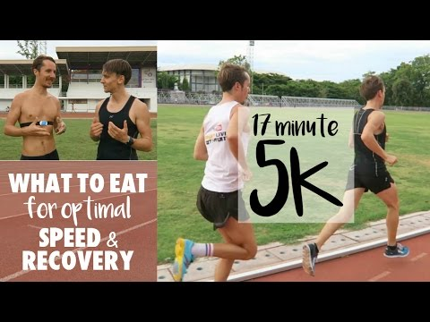 What to Eat to Run Your Fastest 5K & Recover Optimally - with Ted Carr