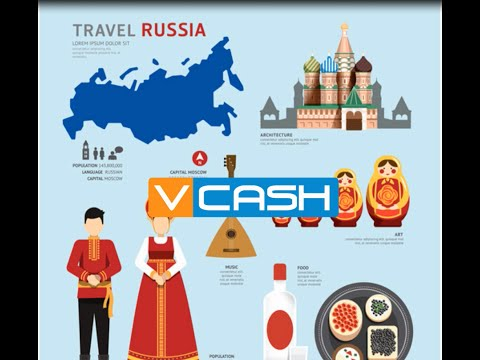 Send Money from Russia to your VCASH mobile wallet in Nigeria