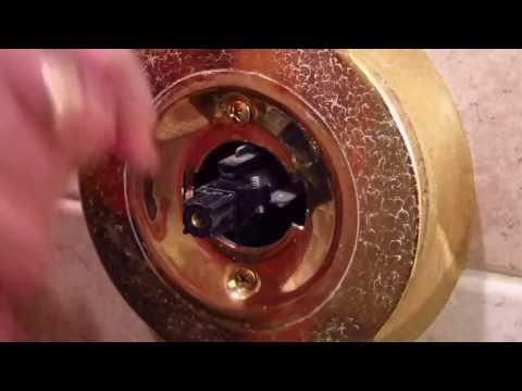 Bath Remodel AskTheBuilder  Kohler Shower Valve Trim Removal