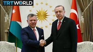 Future of Jerusalem: President Erdogan and King Abdullah speak