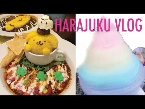 Japan Vlog: PomPomPurin Cafe, Totti Candy Factory or PIxar Animation Exhibit | Kawaii Vlog