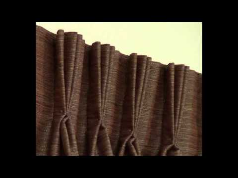 Installing a Pleated Drapery by Lafayette Interior Fashions