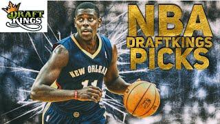3/9/18 NBA DRAFTKINGS PICKS