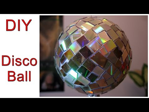 DIY Crafts - Disco Ball - Ana | DIY Crafts