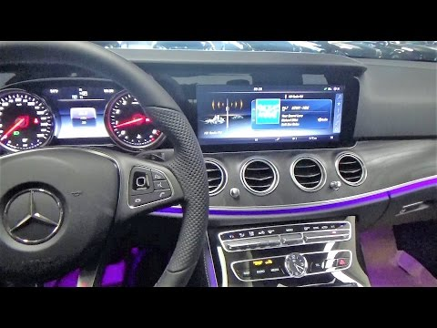 2017-2019 Mercedes E-Class Speed-Dial and Quick-Redial Demo!