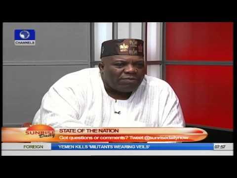 20% of Nigeria's Revenue Spent On Borno State - Okupe