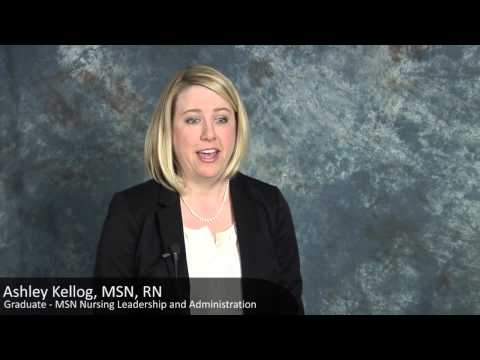 MSN in Nursing Leadership and Administration