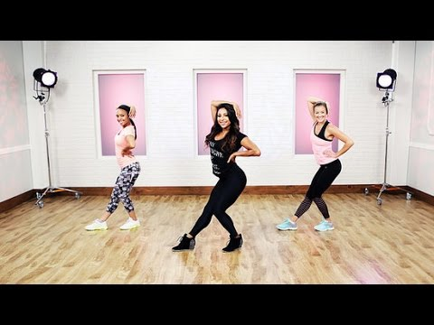 Sexy Beyonce Dance Workout From Vixen!