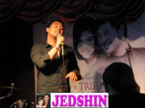 JED MADELA - TO LOVE AGAIN - TRUE CHAMPIONS PRESS CONFERENCE