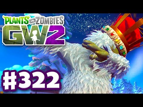 The Yeti King Returns! Boss Hunt! - Plants vs. Zombies: Garden Warfare 2 - Gameplay Part 322 (PC)