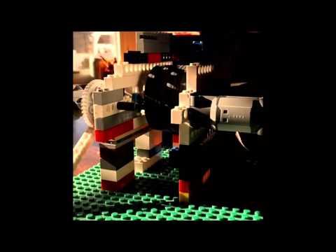 Lego flywheel prototype