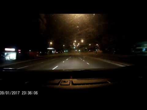 NSW number plate Running red light plus Speeding