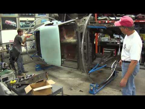 auto body rotisserie