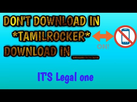 How to Download latest movies (Legally)