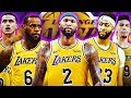 Are The Lakers The BEST Team In The NBA How GREAT Can This Lakers BIG 3 REALLY Be