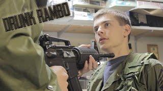 Drunk Rambo