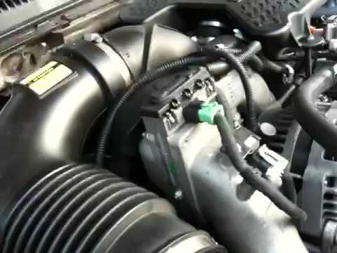 2006 Duramax LBZ EGR Gasket Leak