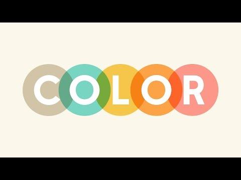 Beginning Graphic Design: Color