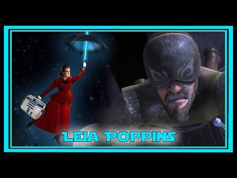 Star Wars The Last Jedi Leia Scene - New Details Explained