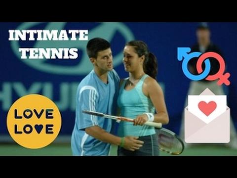 Xxx Mp4 HD Intimate Tennis Moments Djokovic Ivanovic Sharapova Dimitrov Kyrgios Love Valent 3gp Sex