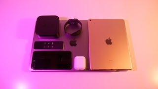 MY 2017 APPLE REVIEW!