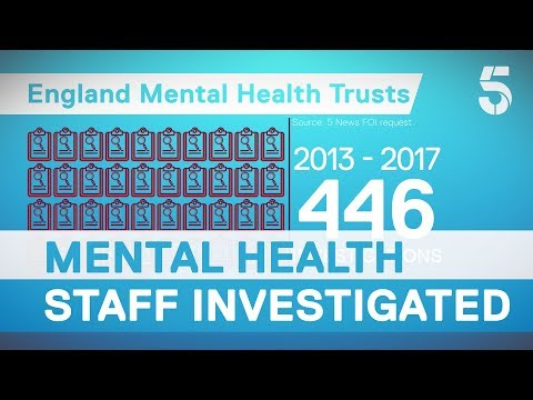 5 News investigation: the mental health workers grooming patients into sexual relationships - 5 News