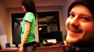 Game One - Kinect mit Anne, Jenni & Chris