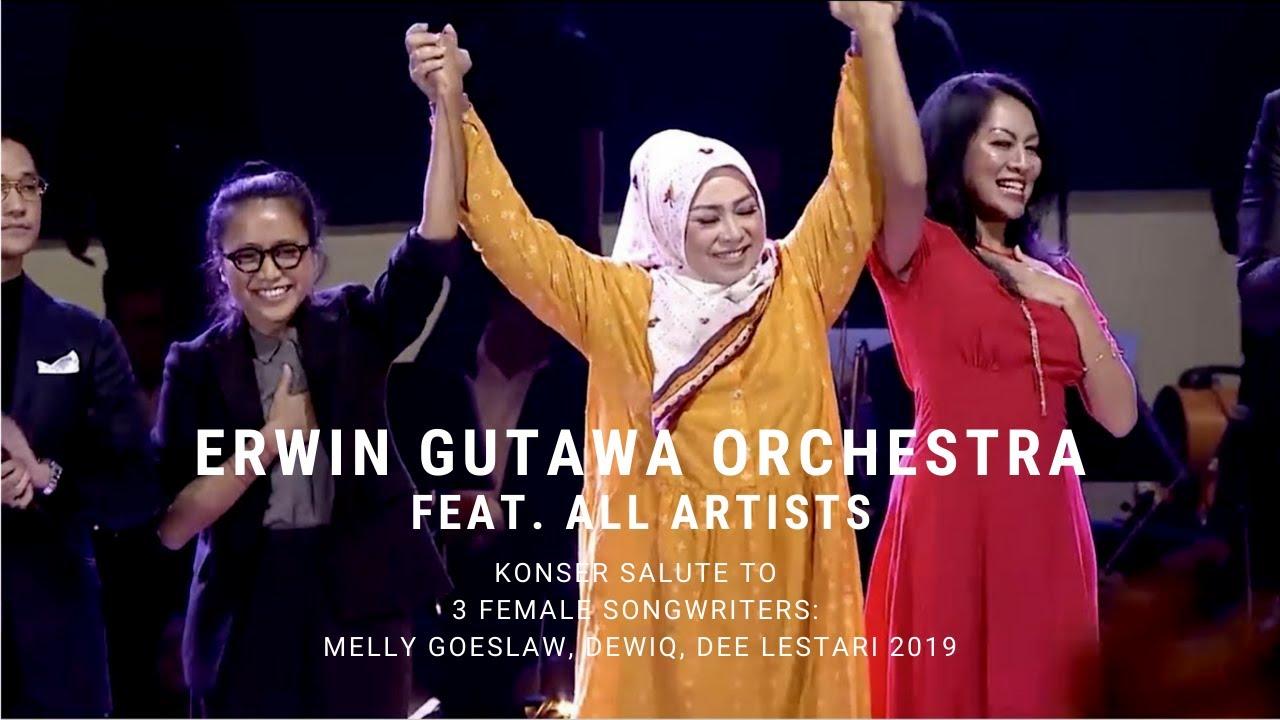 Download Erwin Gutawa Orchestra ft All Artists - Closing (Konser Salute Erwin Gutawa to 3 Female Songwriters) MP3 Gratis