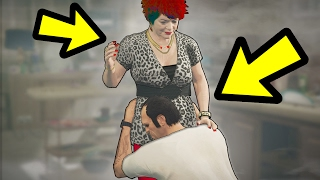 CAN YOU SAVE TREVORS MUM IN GTA 5? (You wont believe this)