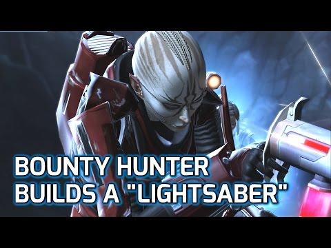 SWTOR: Bounty Hunter Constructing a