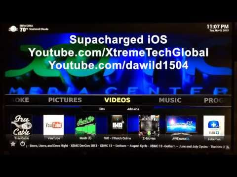 How to Configure Mashup to Watch Live TV Channels on XBMC/ Kodi