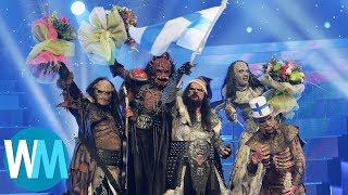 Download Top 10 WTF Eurovision Songs