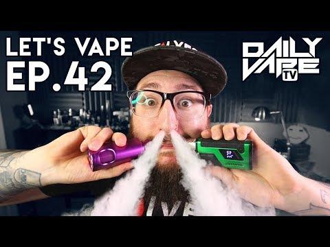 Let's Vape! Ep. 42 - Flavor Bans ~ #FDA100K + MASSIVE GIVEAWAY!!