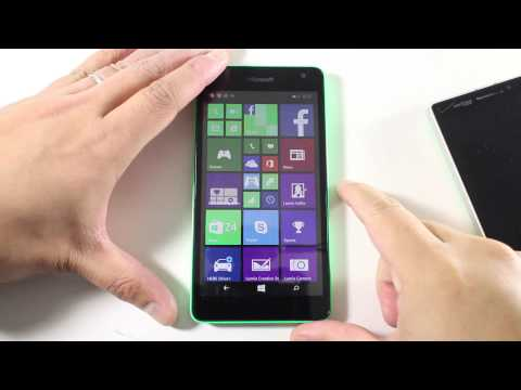 How to change the language on Windows Phone 8.1