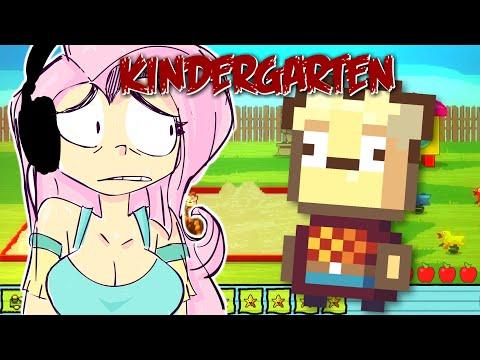 Fluttershy plays Kindergarten 🍉   I DON'T TRUST THEM...