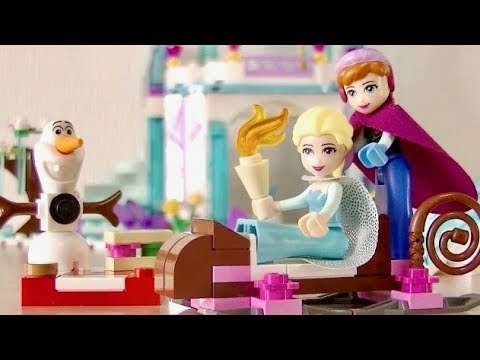 LEGO Disney 41062 Elsa's Sparkling Ice Castle Frozen