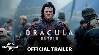 Dracula Untold - Official Trailer (HD)