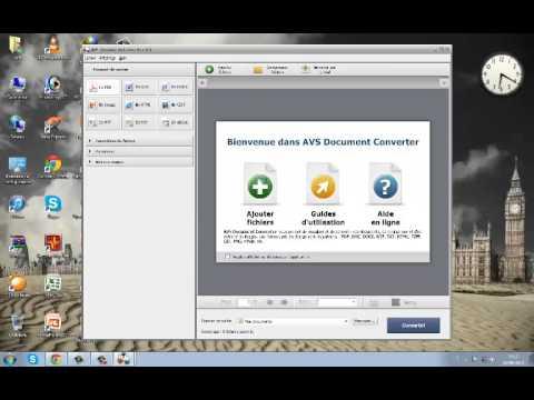 شرح كيفية تحويل ملف word to PDF
