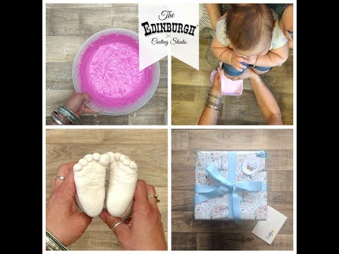How to: Make Baby Feet
