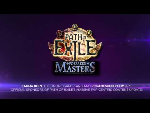 Karma Koin and Path of Exile