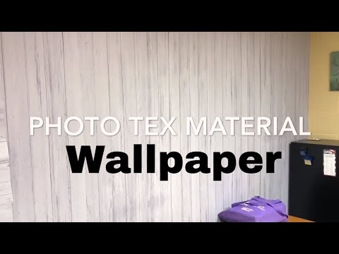 Future of wallpaper - Very easy to install and second to remove