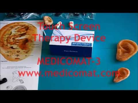 Smart Acupuncture Therapy MEDICOMAT-3