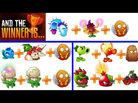 Plants vs Zombies 2 TEAMS in BATTLEZ Electric Blueberry Week - Plantas Contra Zombies 2 Gameplay