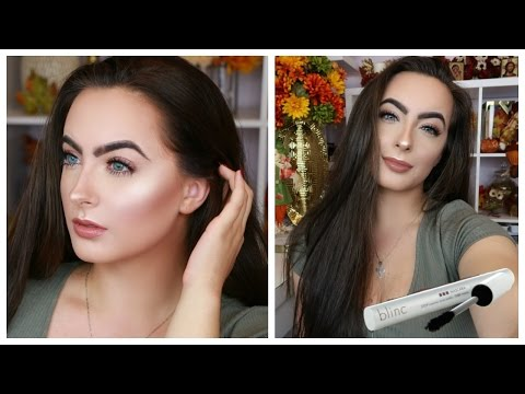 Everyday Fall Makeup Routine for School