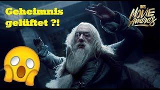 GEHEIMNIS über DUMBLEDORES TOD GELÜFTET ! NEUE Szenen aus Fantastic Beasts ?! #POTTERNEWS