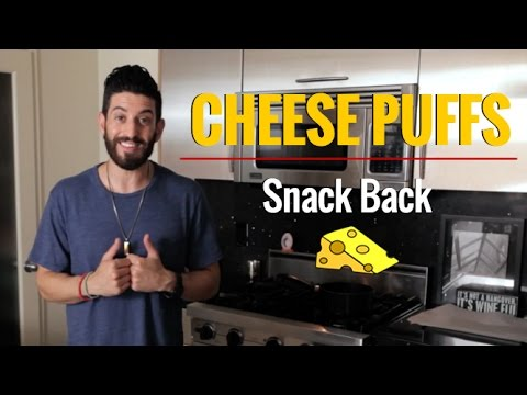 How to Make Cheese Puffs | Snack Back